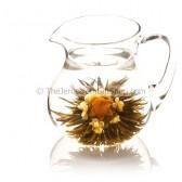 Shield of David artistic tea