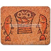 Placemat Set Tabgha - Loaves and Fish Mosaic