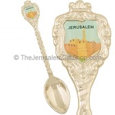 Teaspoon Souvenir - Tower of David