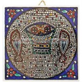 Wall Tile - Tabgha loaves and the fishes