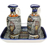 Matching Tabgha Tray and Jugs