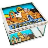 Glass Trinket Box Jerusalem Old City