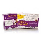 Color The Holy Land! Educational Fun for the Whole Family