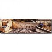 Panoramic Fridge Magnet - The Western Wall