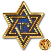 Lapel Pin Tsion