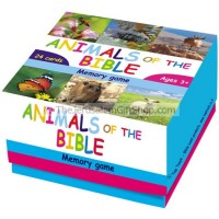 Animals of the Bible Memory Game