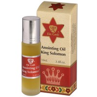Anointing Oil from Israel - King Solomon - Roll On 10ml