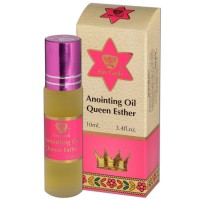 Anointing Oil from Israel - Queen Esther - Roll On 10ml