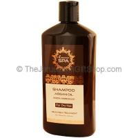 Argan Oil Shampoo - Dead Sea Treatment