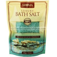 Aroma Luxury Dead Sea Bath Salt - Eucalyptus