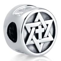 'GraceLet` Bracelet - Cross and Star of David