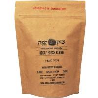 The Jerusalem Roaster Coffee - Decaf House Blend - Shuk Cafe - Roasted in Jerusalem