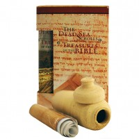 Dead Sea Scrolls replica - Treasures of the Bible