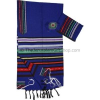 Gabrieli Wool Tallit - Joseph Coat