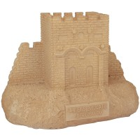 'The Golden Gate' - 'Eastern Gate' in Jerusalem - Ornament