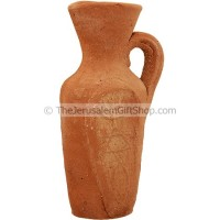 'Grafted In' Messianic Clay Jug