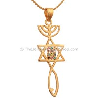 Grafted In with Hoshen Goldfill Pendant