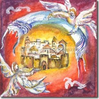 Heavenly Jerusalem Angels