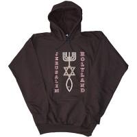 Grafted In Jerusalem Hoodie