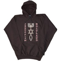 Grafted In Jerusalem Hoodie