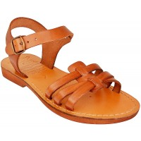 Jesus Sandals - Ein Gedi - Handmade from Leather in the Holy Land