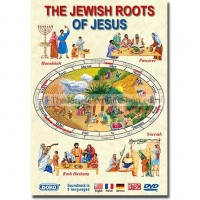 Jewish Roots of Jesus DVD