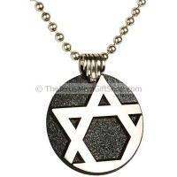Missing Jew Necklace
