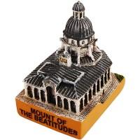 Mount of Beatitudes Miniature Ornament