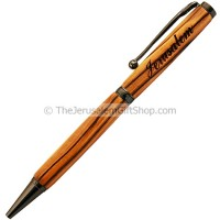 Ball Point Pen - Olive Wood