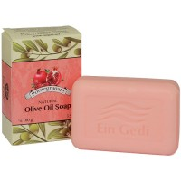 Olive Oil Soap with 'Pomegranate' from the Holy Land