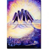 Books of Moses - Mount Sinai