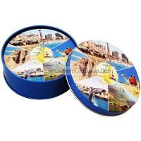 Israeli Souvenir Coaster Set