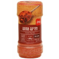 Sweet Paprika Seasoning - Holy Land Spices