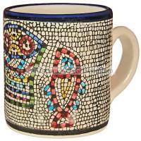 Ceramic Cup - Tabgha