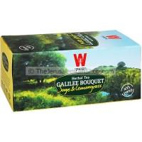 Galilee Bouquet Herbal Tea - Sage and Lemongrass