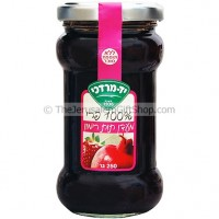 Yad Mordechai fruit jam -  Strawberry Pomegranate
