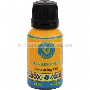 15ml Holy Land Anointing Oil - Frankincense