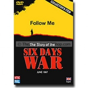 Six Day War - The Story DVD