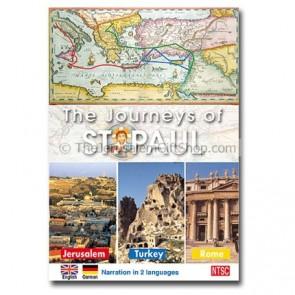 Journeys of Apostle Paul DVD