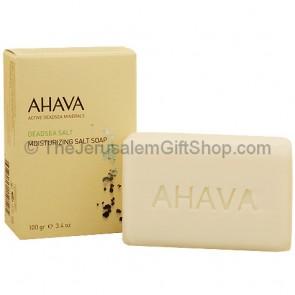 Ahava Mineral Salt Soap