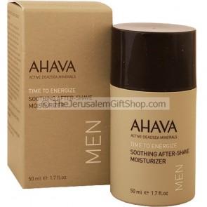 Ahava Soothing After Shave Moisturizer for Men