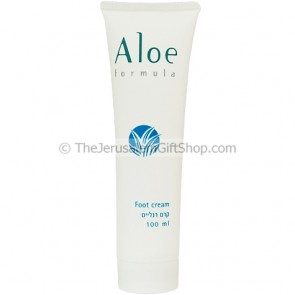 Aloe Formula Foot Cream