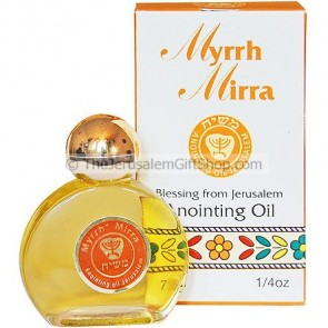 Anointing Oil - Myrrh
