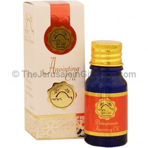 Bible Land Treasures Pomegranate Anointing Oil - 10ml