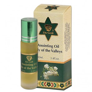 Anointing Oil from Israel - Lily of the Valley - Roll On - 10ml