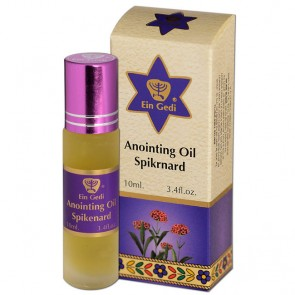 Anointing Oil from Israel - Spikenard - Roll On 10ml