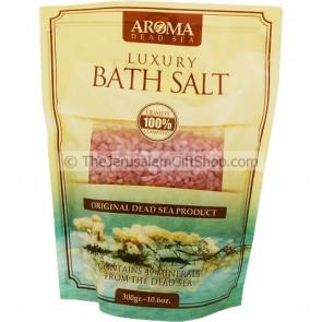 Aroma Luxury Dead Sea Bath Salt - Lavender