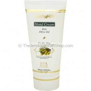 Beauty Life Hand Cream with Olive Oil