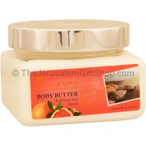 Body Butter - Red Grapefruit Aroma