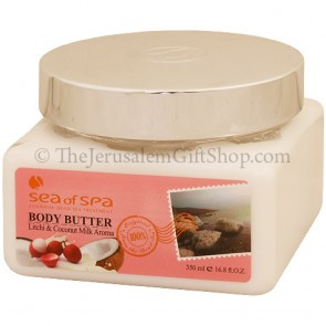 Body Butter - Litchi and Coconut Milk Aroma